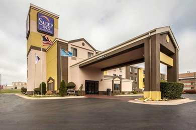 Sleep Inn & Suites Central I-44 Tulsa