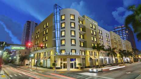 Hyatt Place Hotel West Palm Beach