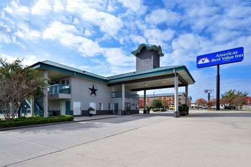 Americas Best Value Inn West Fort Worth