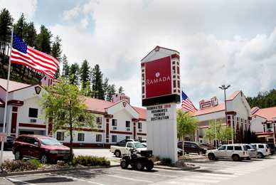 Ramada Hotel Mt Rushmore Keystone
