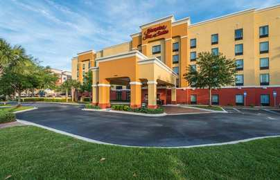 Hampton Inn & Suites South Jacksonville