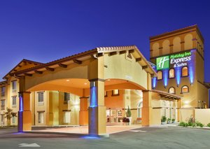 Holiday Inn Express Hotel Suites Willows