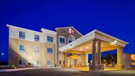 Best Western Plus Montezuma Inn & Suites Las Vegas