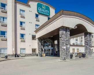 Quality Inn & Suites Grande Prairie