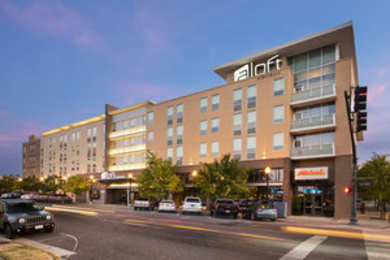 Aloft Soho Square Hotel Homewood
