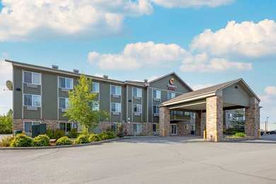 Comfort Suites Airport Anchorage
