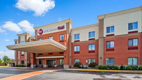 Best Western Plus Olathe Inn Suites