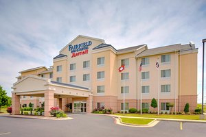 Fairfield Inn Suites By Marriott Jonesboro