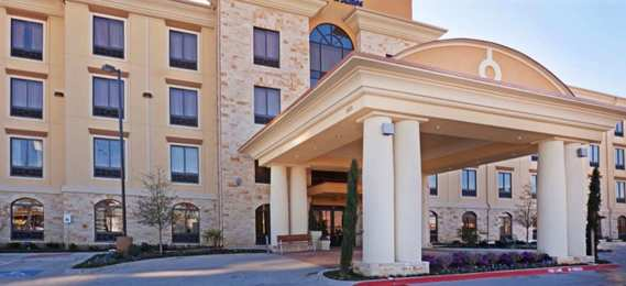 Holiday Inn Express Hotel & Suites Market Dallas