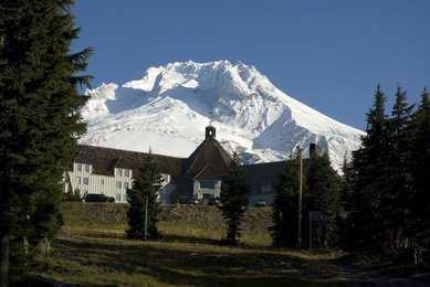 Timberline Lodge Government Camp