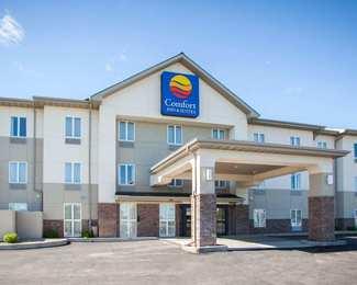 Comfort Inn Suites Harrisonville