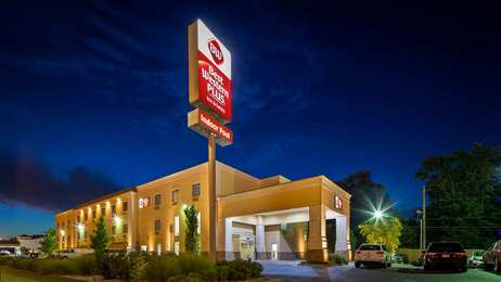 Best Western Plus Eastgate Inn Wichita