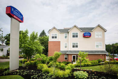 Fairfield Inn Suites By Marriott Exeter
