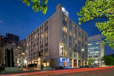 Aloft Hotel Dallas