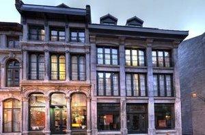 Le Pe Hotel Montreal