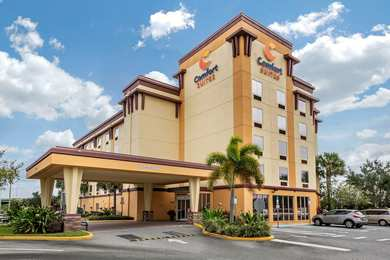 Comfort Suites Airport Orlando