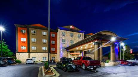 Best Western Plus JFK Inn & Suites North Little Rock