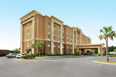 Hampton Inn & Suites Airport Brunswick