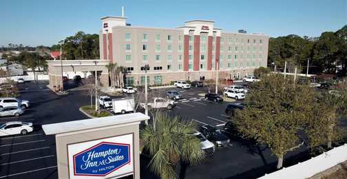 Hampton Inn Suites Mayo Clinic Jacksonville