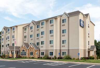 Microtel Inn Suites By Wyndham Searcy