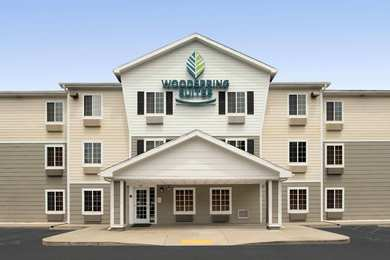 Woodspring Suites Duncan