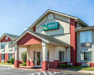 Quality Inn & Suites Franklin