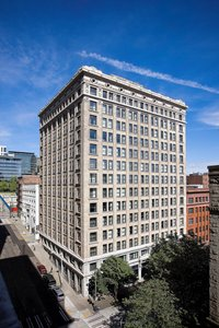 Courtyard by Marriott Hotel Pioneer Square Seattle