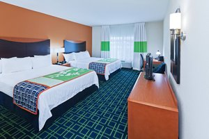 Fairfield Inn Suites By Marriott Se Crossroads Tulsa