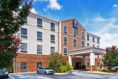Comfort Inn & Suites West Augusta