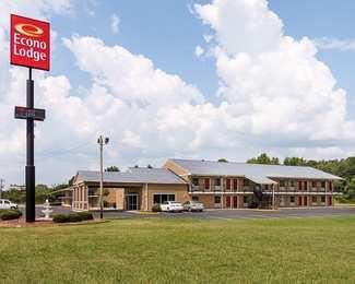 Econo Lodge Pine Bluff