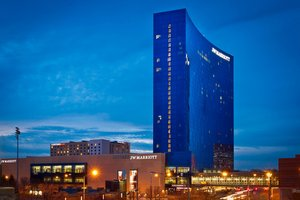 JW Marriott Hotel Downtown Indianapolis