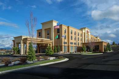 Hampton Inn Suites Spokane Valley