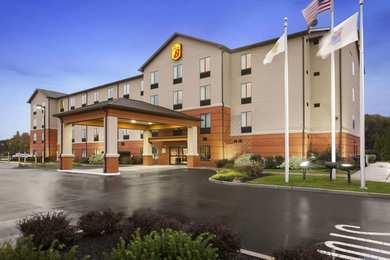 Super 8 Hotel Pennsville