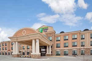 Holiday Inn Express Hotel Suites Hays