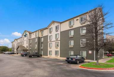 WoodSpring Suites Round Rock