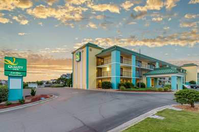 Quality Inn Carolina Oceanfront Kill Devil Hills