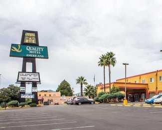 Quality Hotel Americana Nogales
