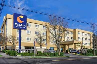 Comfort Inn Suites Seattle