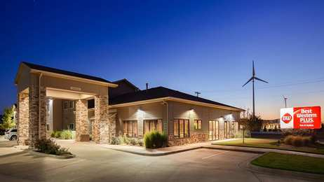 Best Western Plus Night Watchman Inn & Suites Greensburg