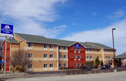 Americas Best Value Inn & Suites St Charles