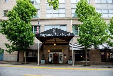 Haywood Park Hotel Asheville