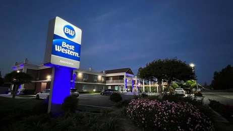 Best Western Americana Hotel Dinuba