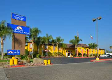 Americas Best Value Inn Suites Madera