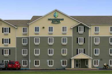 WoodSpring Suites Central Tulsa