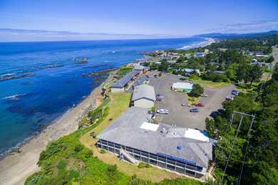 Clarion Inn Surfrider Resort Depoe Bay