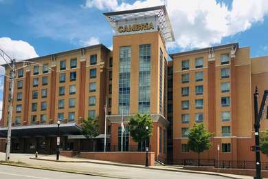 Cambria Hotels & Suites Downtown Pittsburgh