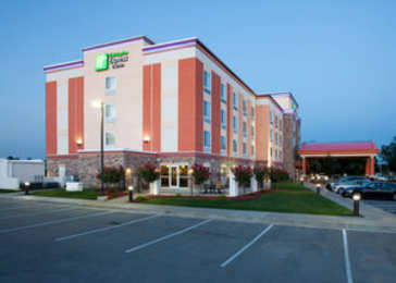 Holiday Inn Express Hotel & Suites South Tulsa