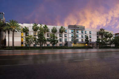 Courtyard by Marriott Hotel Airport Santa Ana