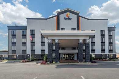 Comfort Inn Suites Quail Springs Oklahoma City