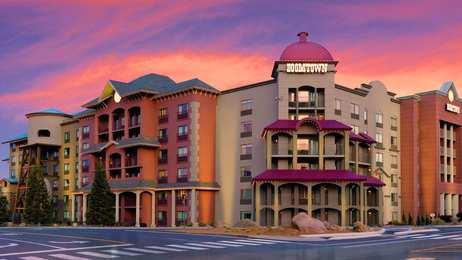 Best Western Plus Boomtown Casino Hotel Verdi